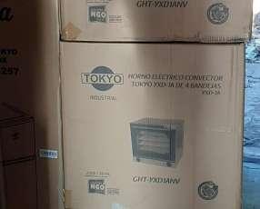 Horno convector eléctrico industrial Tokyo 59 litros