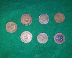 Monedas antiguas de Argentina