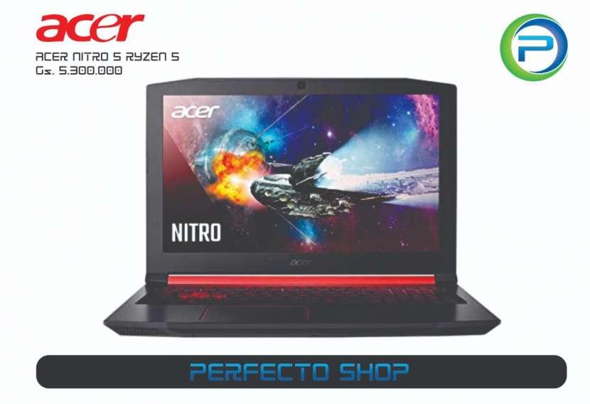 Notebook Acer Nitro Ryzen 5 - 0