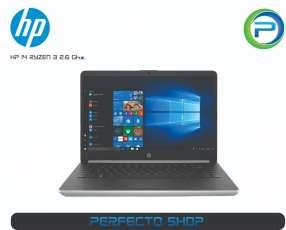 Notebook HP Ryzen 3 2.6 Ghz
