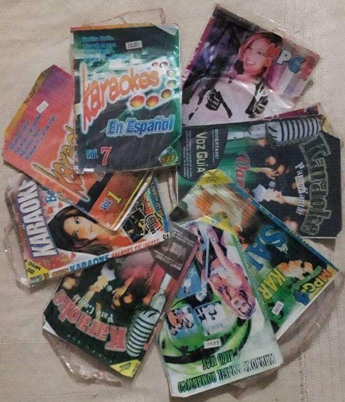 Discos para Karaoke - 0