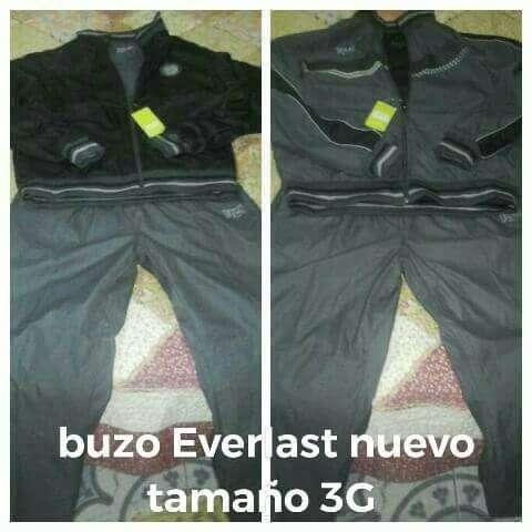 Buzo Everlast - 0