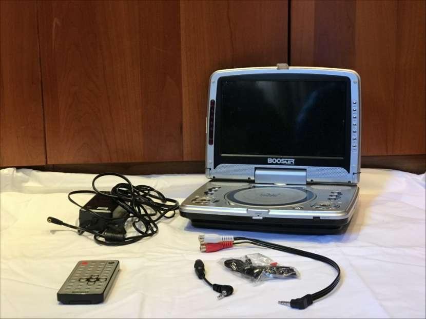 Reproductora de DVD/TV coleccionable BOOSTER - 1