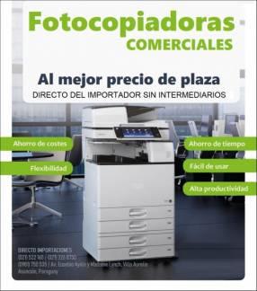 Fotocopiadora Color ideal para negocio comercio escuelas