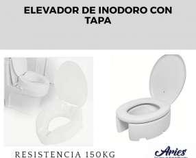 Elevador de Inodoro con Tapa en Paraguay