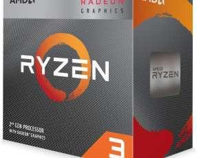 Procesador AMD AM4 Ryzen 3 3200G
