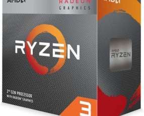 Procesador AMD AM4 Ryzen 3 3200G