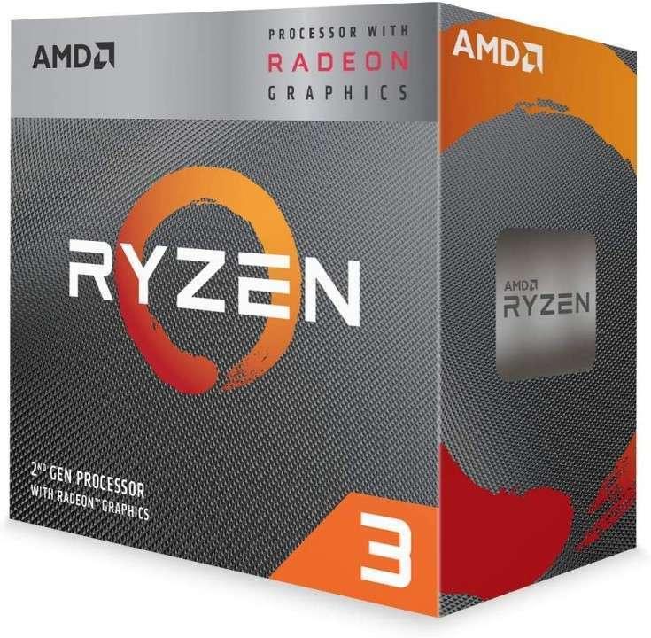 Procesador AMD AM4 Ryzen 3 3200G - 0