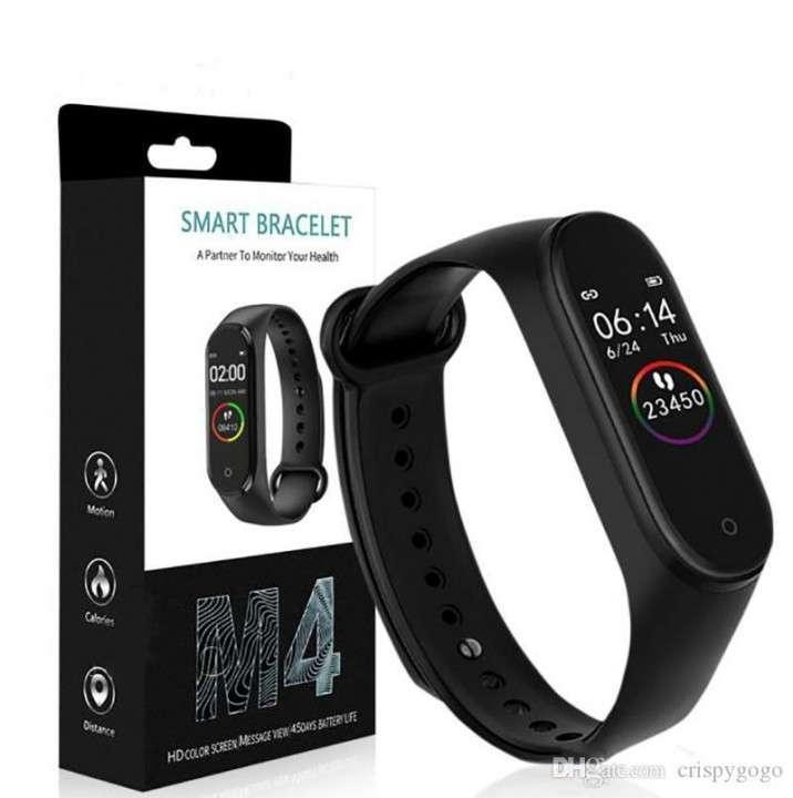 Reloj brazalete inteligente - 2