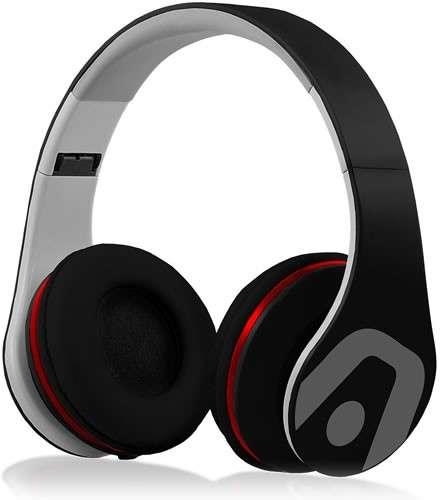 Auricular Argom HS-2441BK DJ Pro negro - 0