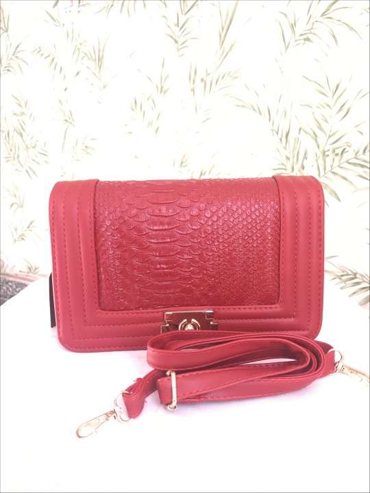 Cartera SP Paris 61235 rojo - 0
