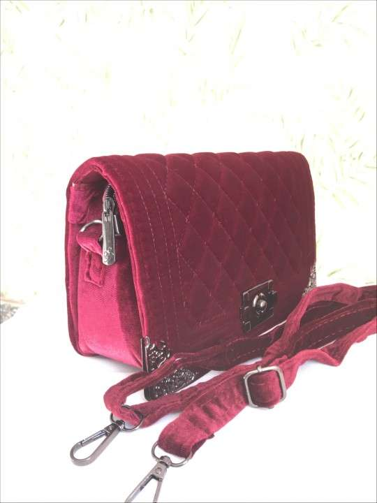 Cartera SP Paris 61239 Vino - 1