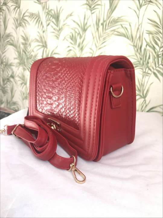 Cartera SP Paris 61235 rojo - 1
