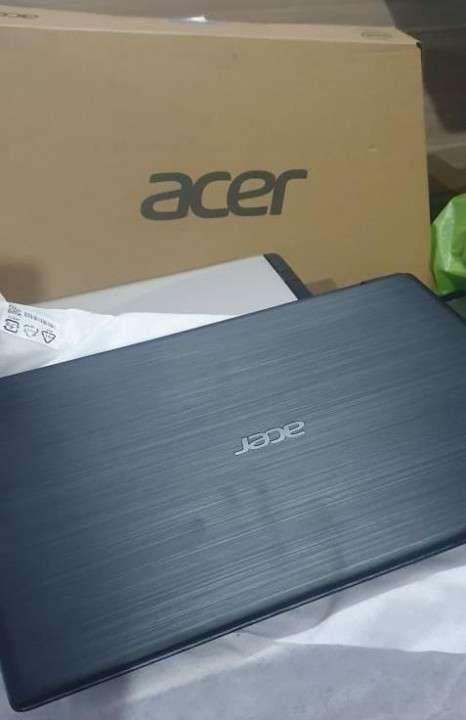 Notebook Acer Intel Celeron nueva en caja...!!! - 2