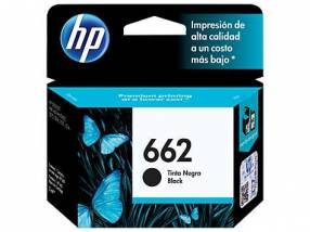 Tinta HP 662 Negro