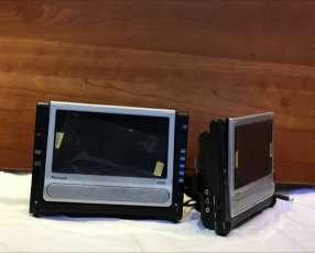 Reproductor de vídeo para el auto
