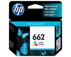 Tinta HP 662 color