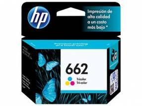 Tinta HP 662 color
