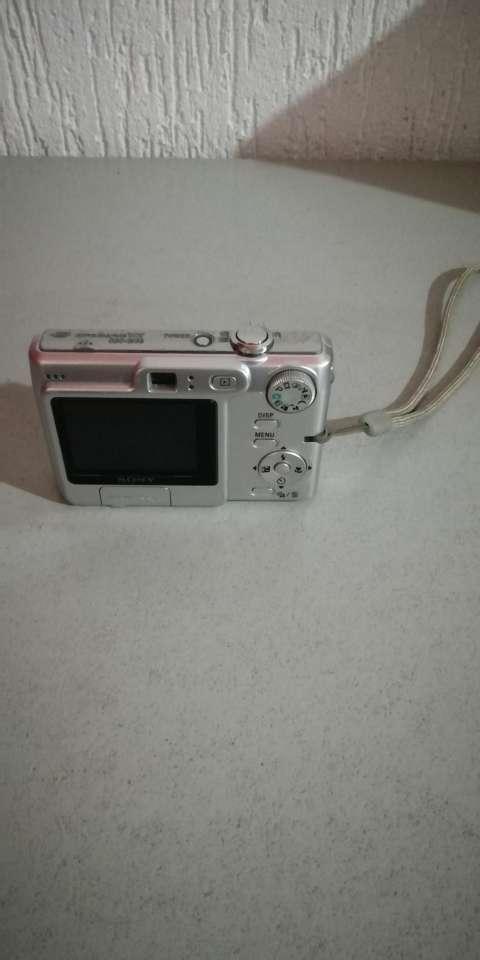 Camara Sony Cyber-shot - 1