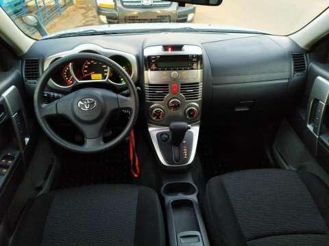 Toyota Rush 2007 motor 1500 naftero automático 4x2 - 7