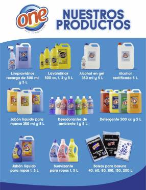 Productos ONE