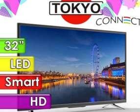 Tv led tokyo smart 32 pulgadas