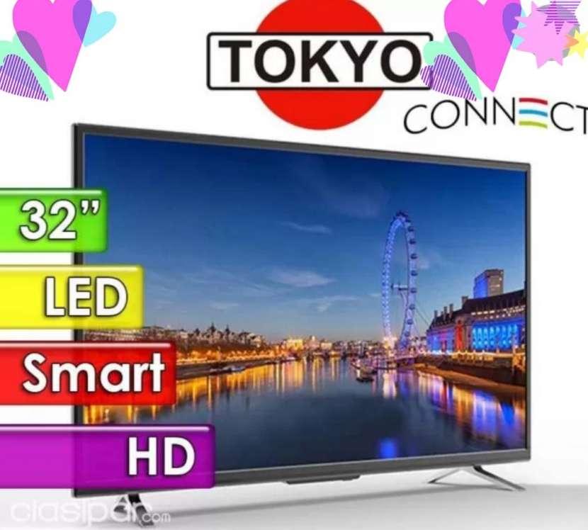 Tv led tokyo smart 32 pulgadas - 0