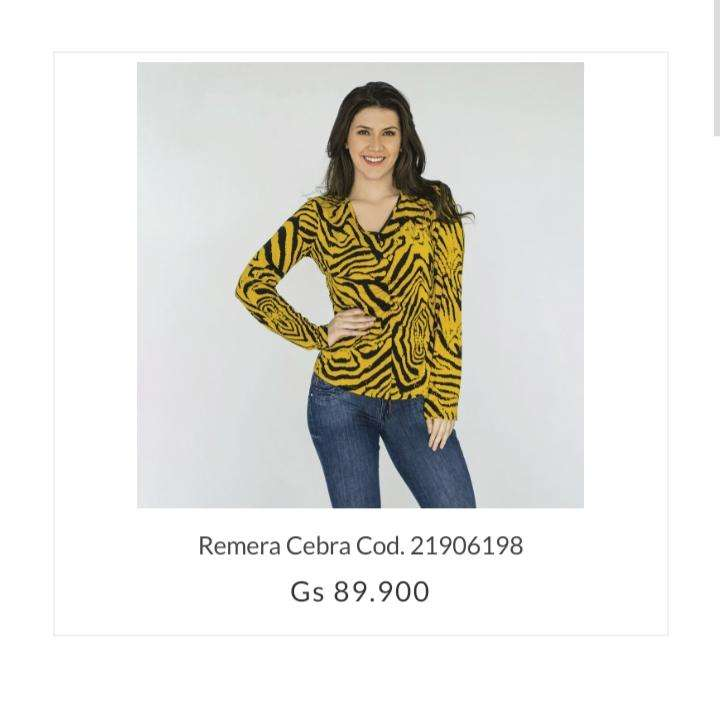 Remeras NICE - 7