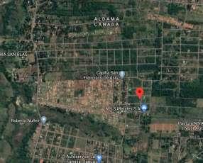 Terreno en Itaguá MOC-0151