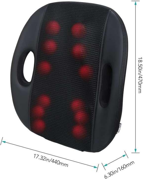 Soporte lumbar infrarrojo con adaptacion al vehiculo - 3