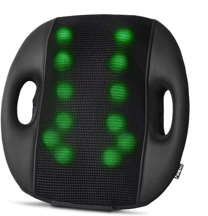 Soporte lumbar infrarrojo con adaptacion al vehiculo - 5