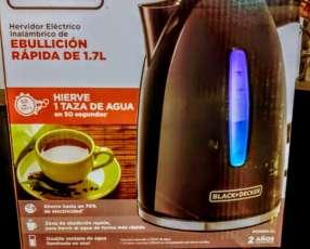 Hervidora Electrica Black and Decker nva en caja