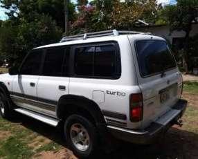 Toyota Land Cruiser 1998 turbo diésel automático
