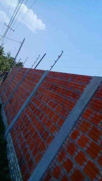 Instalación de cerco perimetral eléctrico