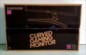 Monitor Gamer 24 Curvo 144hz nuevos