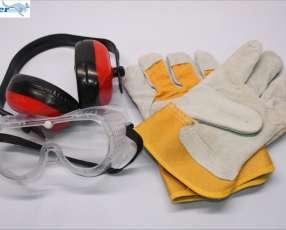 Kit de seguridad 3 piezas A125