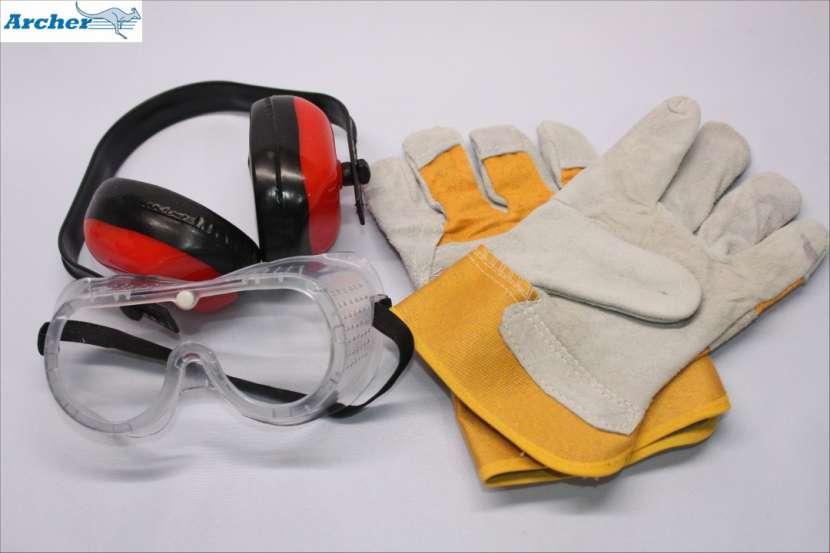 Kit de seguridad 3 piezas A125 - 0