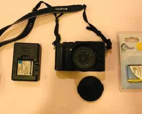 Cámara Fujifilm X10