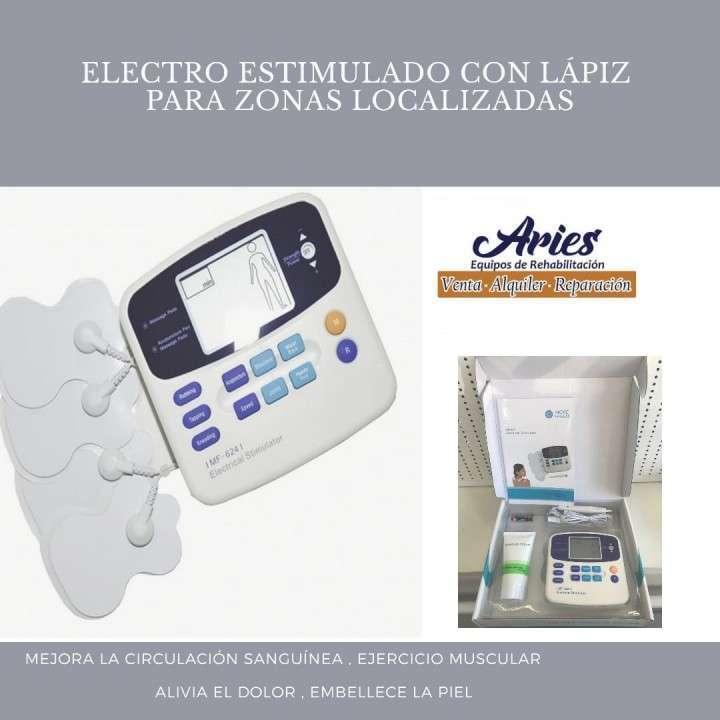 Electro Estimulado con Lápiz en zonas localizadas , Hacemos - 0