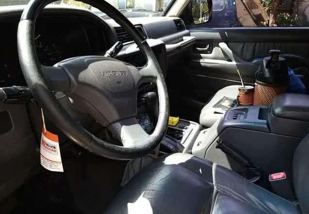 Toyota Land Cruiser 1998 turbo diésel automático - 4