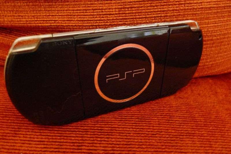 Sony Playstation portable PSP 3001 desbloqueada - 1