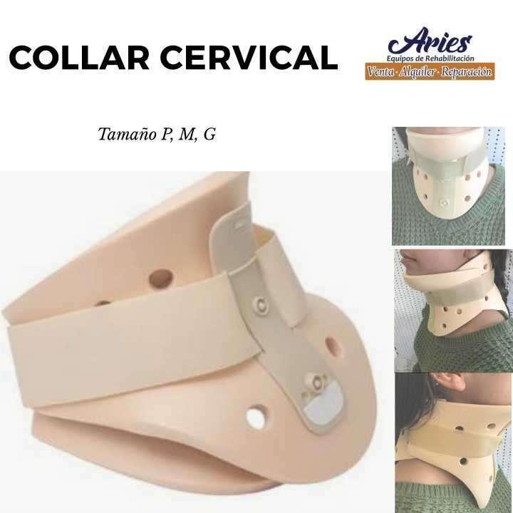 Collarin inmovilizador Cervical en Paraguay - 0