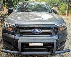 Ford Ranger 2016 motor 2.2 diésel mecánico