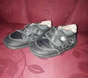 Zapato Europeo de Cuero
