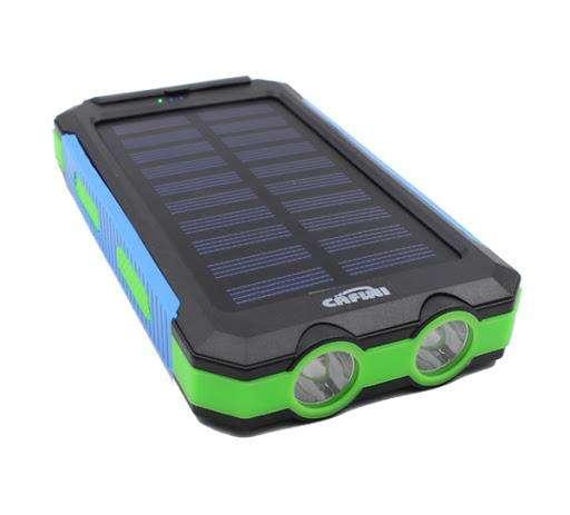 Cargador portátil solar - 1