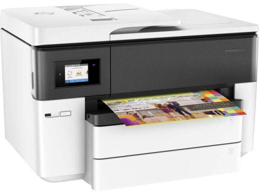 Impresora multifunción HP OfficeJet 7740 A3 - 0