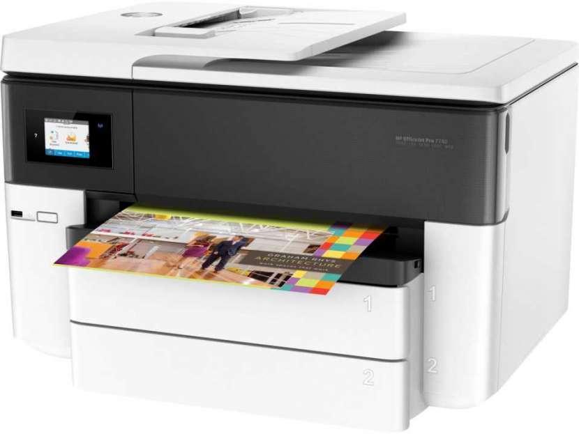 Impresora multifunción HP OfficeJet 7740 A3 - 1