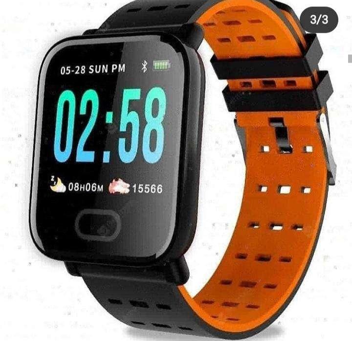 Smartwatch A6 - 2