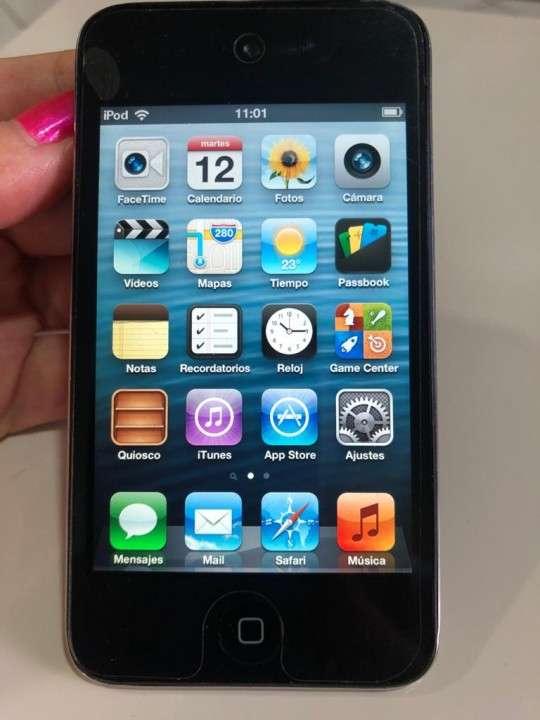 iPod touch de 4ta generación - 1