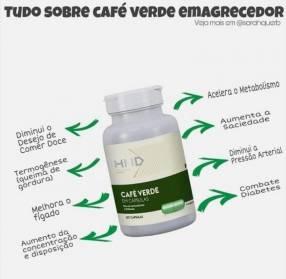 Café verde quema grasas